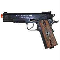 TSD Tactical-601 CO2 Blowback M1911, BBW airsoft gun