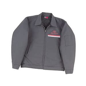 31lp 8xJ1vL. SL500 AA300  Toyota Slash Pocket Technician Jacket w/ Toyota Logo