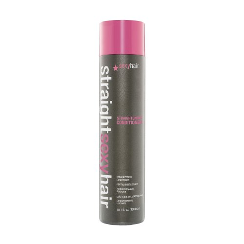 Straight Sexy Hair Straightening Conditioner