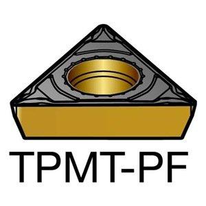 Drilling Insert, TPMT 22 06 12TR-23 1025, Pack of 10