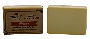 Ancient Living Orange Luxury Handmade Soap -100g
