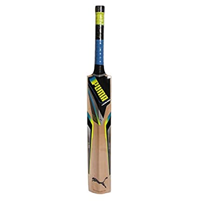 Puma Pulse 3000-13 Left Handed English Willow Cricket Bat, Full Size