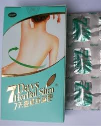 7 Days Herbal Slim