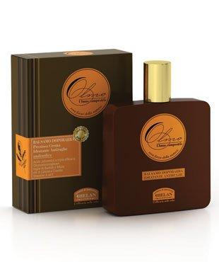 Helan Naturals Olmo (Italian For Elm) Fragranced For Men Paraben Free, Alcohol Free After Shave Balm