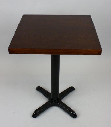 """Dark Walnut Veneer Tabletop (24"""" X 24"""" X 1.75"""")"""