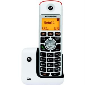 MOTOROLA K3 ADDITIONAL DECT 6.0 HANDSET FOR THE K-SERIES PHONE SYSTEMS