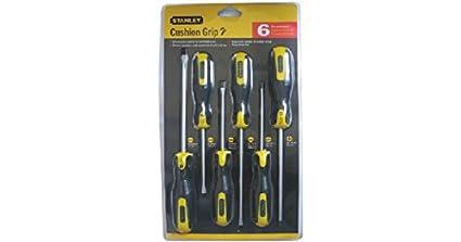 Stanley-2-65-242-6-Piece-Cushion-Grip-Screwdriver-Set