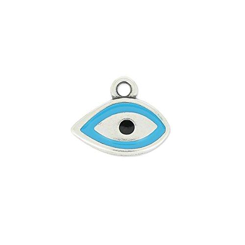 charm-lucky-eye-epoxy-enamel-14-mm-blue-antic-silver-tone-x1