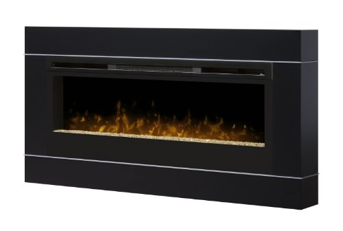 Dimplex Cohesion Wall Mount Firebox Frame in Black image B008YS1DFG.jpg