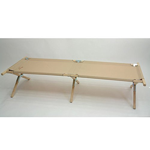 Byer of Maine Heritage Cot, Natural by Byer of Maine [並行輸入品]