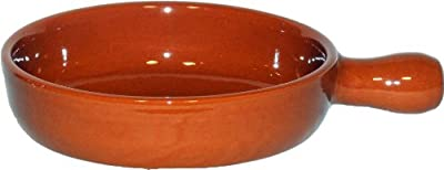 Amazing Cookware Natural Terracotta 15cm Pan (1 Person)