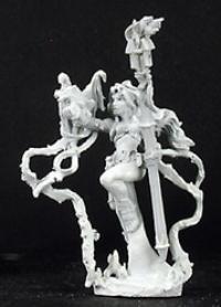Pharess, Fire Sorceress