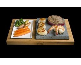 Large Lava Rock Cooking Set LR3 (Large Cooking Stone compare prices)