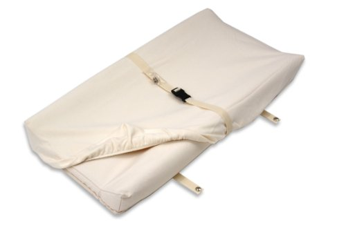 Naturepedic Changing Pad 2-sided Contoured