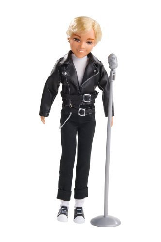 Just Play Disney Teen Beach Movie Singing Brady Fashion Doll by Just Play TOY (English Manual)