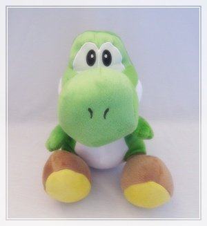 Nintendo Super Mario Brothers Mario Party 11 Inch Plush Figure Yoshi