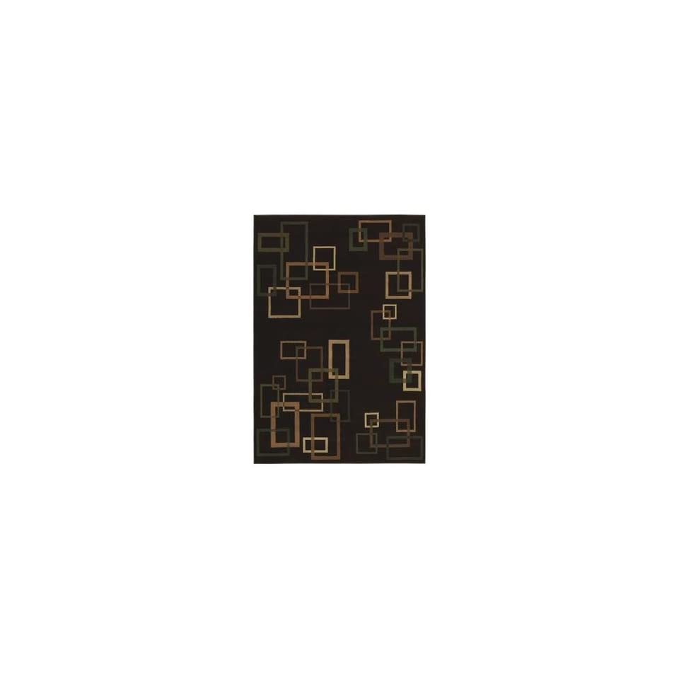 Shaw   Inspired Design   Cubist Area Rug   22 x 33