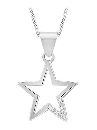 tuscany-silver-sterling-silver-womens-cubic-zirconia-open-star-pendant-on-adjustable-curb-chain-neck