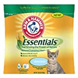 Arm & Hammer Essentials Natural Clumping Litter, 10.5-Pounds