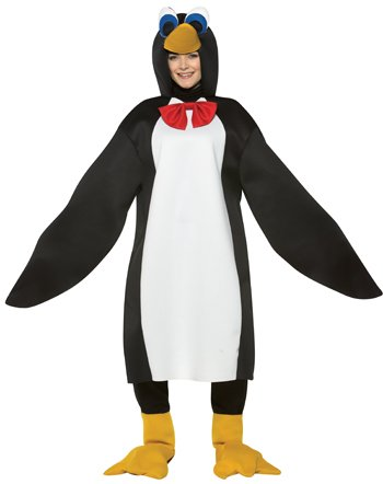 Penguin Costume Adult