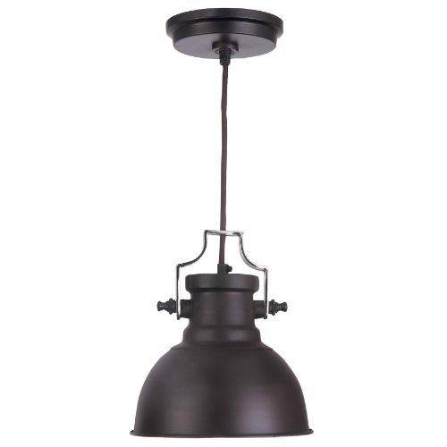 Kenroy Home Kenroy Home 92067ABZNIK Nautilus 1 -Light Mini Pendant