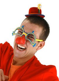 Adult Clown Costume Kit by Elope