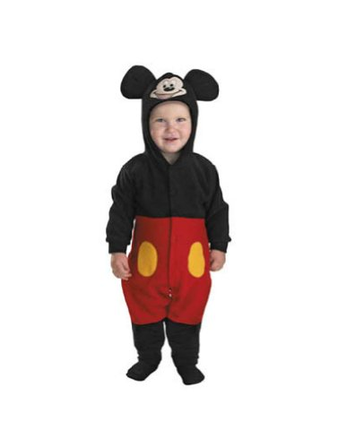 Baby-boys - Mickey Baby Toddler Costume 12-18 Months Halloween Costume