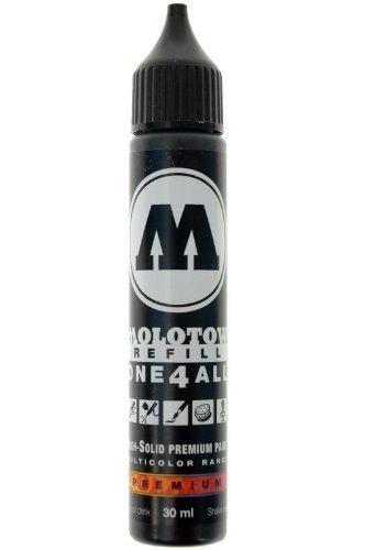 Molotow ONE4all Stylo à peinture Recharges 30ml-Différents coloris 160 Signal White