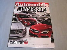 AUTOMOBILE MAGAZINE October 2013 THE NEW CARS FOR 2014 The BMW M3 Coupe Now M