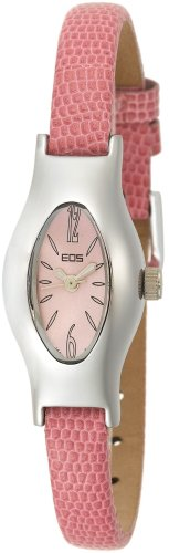 EOS New York Women's 15LPNK Candy Pink Leather