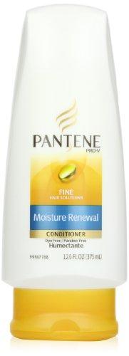 Pantene Pro-V Fine Hair Solutions Moisture Renewal Conditioner 12.6 Fl