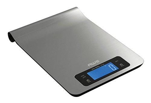 AWS EP-5kg Epsilon num-rique Balance de cuisine