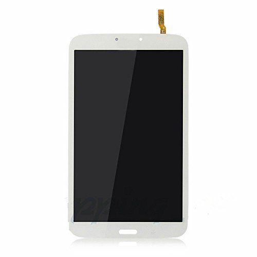Full Screen White (Lcd Display +Touch Digitizer) Replacement Repair Part Fix For Samsung Galaxy Tab 3 8.0 Sm-T311 T315 Wifi Tablet (Full Screen White)