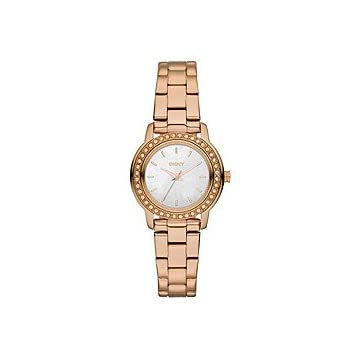 DKNY 3-Hand with Glitz Women's watch #NY8598