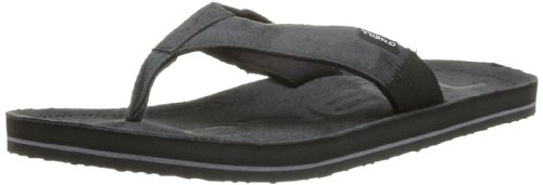 O'Neill Men's Ftm Chad Thong Sandals Black Noir (9009 Pirate Bla) 8 (42 EU)