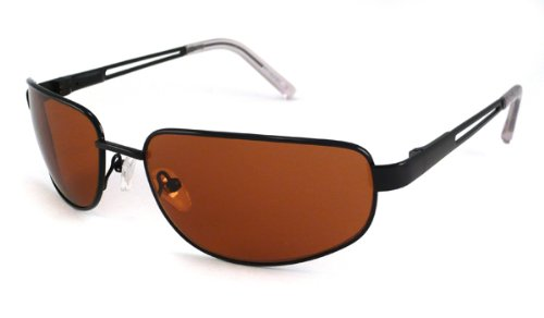 UrbanSpecs Sunglasses with Shiny Gunmetal Lens