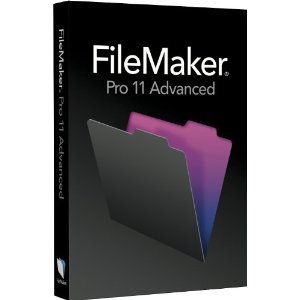 Filemaker Pro 11 Advanced Upgrade [Old Version]