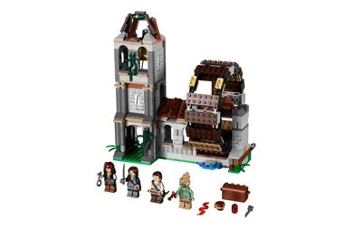 [해외] LEGO PIRATES OF THE CARIBBEAN THE MILL - 4183