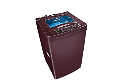 Godrej WT650CF Fully-automatic Top-loading Washing Machine (6.5 Kg, Car Red)