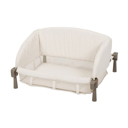 Baby Trend Close N Cozy Stand Alone Bassinet, Cream