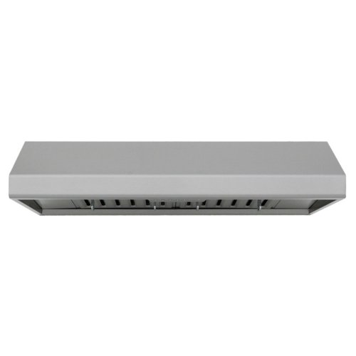 Windster Windster 42W In. Ws-38 Series Under Cabinet Range Hood, Silver