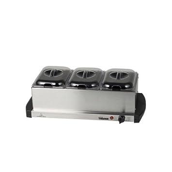 guichet carte grise avis Buffet Warmer and Hotplate   3 x 1.5lt capacity and Keep Warm