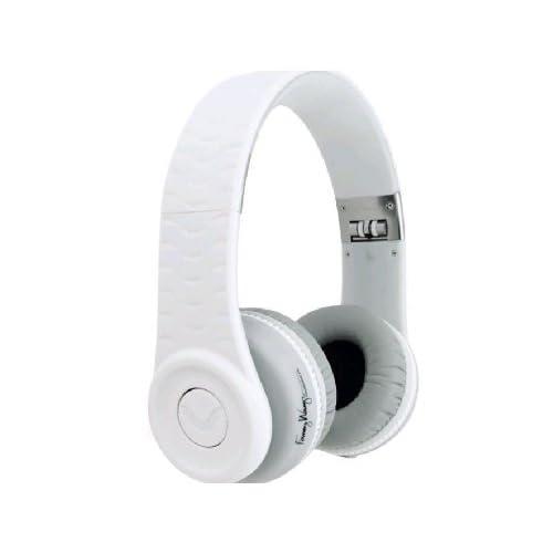 Fanny Wang 1000Series On Ear Wangs ホワイト FW-1003-WHIの写真01。おしゃれなヘッドホンをおすすめ-HEADMAN(ヘッドマン)-