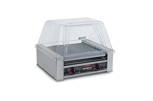 Nemco Roller Grill, 18 Hot Dogs Model 8018-230