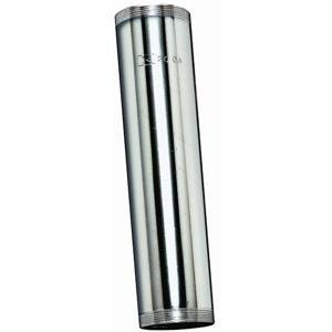 Keeney 1161K 1-1/4-Inch by 12-Inch Tube, Threaded on Both Ends, Chrome