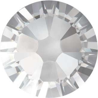 Swarovski Elements Flat Backs No Hotfix 2058 SS16 - Crystal F (001) ; diametro in mm: 3.80 - 4.00 ; confezione: 1440 pz.