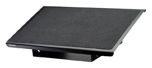 Fellowes Professional Series Metal Footrest with Non Slip Platform and Tilt Adjustment Ref 8064101