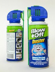 Canned Air Blow Off - 3.5Oz - Case Of 12