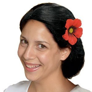 Fiesta Women's Spanish Wig Party Accessory - 1