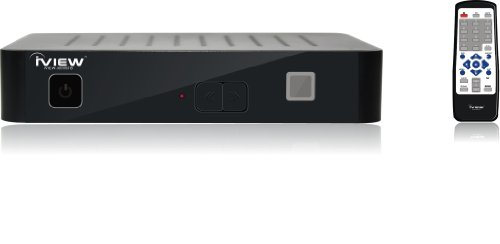 Read About iView-3000STB Digital Converter Box  (Black)